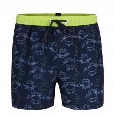 Шорты текстильные пляжные мужские Ceceba