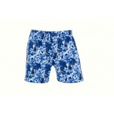 Трусы-боксеры свободные мужские Cornette Vincent синие