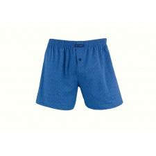 Трусы-боксеры свободные мужские Cornette Lace светло-синие