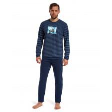Пижама мужская Cornette My place темно-синяя