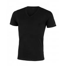 Футболка мужская Impetus Cotton stretch V черная