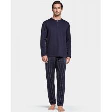 Костюм домашний (пижама) Impetus Chrismas темно-синий