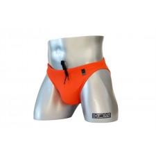 Плавки купальные мужские HOM Marine Chic оранжевые