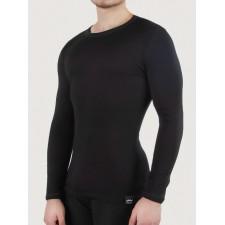 Футболка мужская Comazo Warm cotton черная