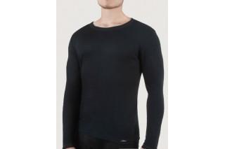 Футболка мужская Comazo Warm wool черная
