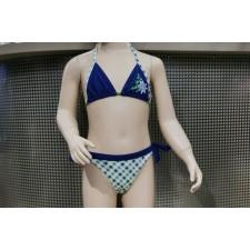 Купальник для девочек eleMar Clover синий