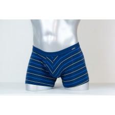 Трусы-боксеры мужские Cornette Various BX темно-синие