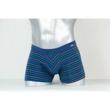 Трусы-боксеры мужские Cornette Various BX темный джинс