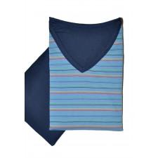 Пижама мужская Cornette Various синяя