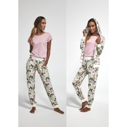 Пижама женская Cornette Amy розовая