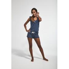 Пижама женская Cornette Jenny синяя