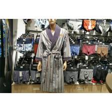 Халат текстильный мужской HOM