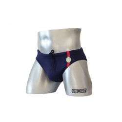 Плавки купальные мужские HOM Cup Style темно-синие
