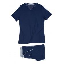 Костюм домашний (пижама) HOM Relax темно-синий