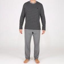 Костюм домашний пижама HOM Phocea серый