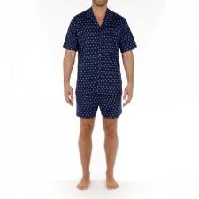 Костюм домашний (пижама) HOM Frioul синяя