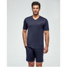 Футболка мужская Impetus Soft Premium темно-синяя