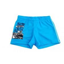 Плавки для мальчиков Cornette Black Cars ярко-голубые
