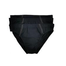 Трусы для мальчиков Cornette Comfort черные 3 шт.
