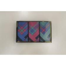 Мужской носовой платок Etnica Scottish box мультиколор