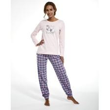 Пижама женская Cornette Scottie розовая