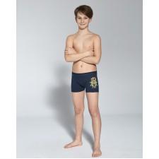 Боксеры для мальчиков Cornette Mask темно-синие