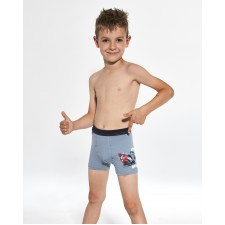 Боксеры для мальчиков Cornette Need for speed 2 серый