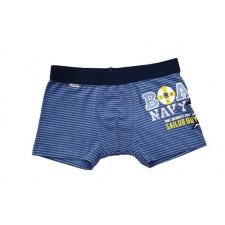 Боксеры для мальчиков Cornette Sailor синие