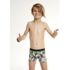 Боксеры для мальчиков Cornette Wege серый