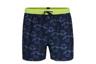 Шорты текстильные пляжные мужские Ceceba Surf темно-синие