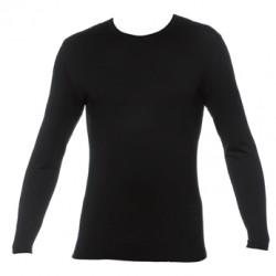 Футболка мужская HOM First Cotton черная